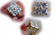 hollywood collection pavage de diamants